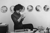 Judy Chicago's Dinner Party 17