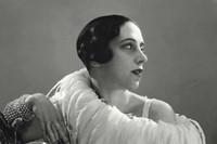 Elsa Schiaparelli in 1932, Photographed by George 2