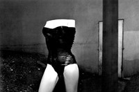 Inspiration image from 'Helmut Newton Work', Tasch