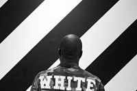 Virgil Abloh at the Copenhagen International Fashion Fair 7