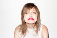 Lindsey Wixson by Terry Richardson (2013) 0