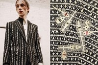 LCM London menswear art collages SS16 ALEXANDER MCQUEEN 15