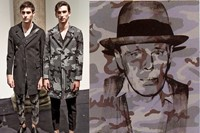 Milan menswear art collages Neil Barrett 5