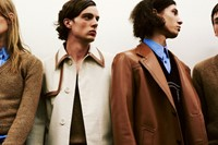 Prada SS15 Mens collections, Dazed backstage 0