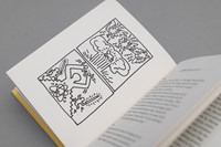 """Keith Haring. """"Haring-isms"""" 7"""
