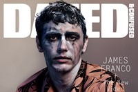 James Franco Dazed December cover 0