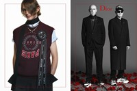 dior homme ss18 campaign david sims pet shop boys 1