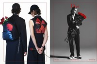 dior homme ss18 campaign david sims pet shop boys