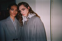 Palomo Spain AW19 Dazed Backstage New York Fashion Week 19