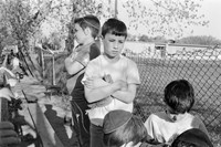 Mark Steinmetz's The Players