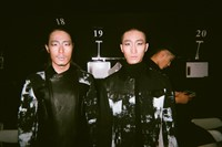 Backstage at Odbo, Shenzhen Fashion Week, Dazed Digital