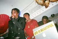 A$AP Rocky Met Ball afterparty
