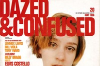 Chloe Sevigny in Kids, Dazed Cover 2