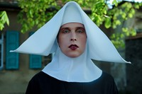 Behind the scenes on The Misandrists. 1