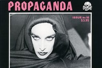 Propaganda cult goth magazine archives 8