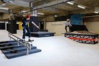 SELFRIDGES The HTC One Skatepark at Selfridges - 3