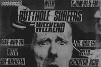 p23 Butthole Surfers weekend at The Graystone, Det