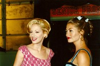Judy Greer and Rebecca Gayheart 2