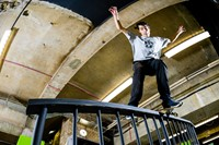 The HTC One Skatepark at Selfridges - 2 1