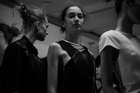 Backstage at 3.1 Phillip Lim SS15 4