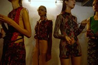 Maison Martin Margiela SS15 Dazed exclusive backstage 21