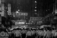 Hong Kong protests by Glenn Eugen Ellingsen 1