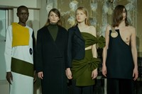 Jacquemus AW15 Dazed backstage Womenswear group childhood 7