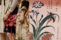 Milan menswear art collages Gucci 3
