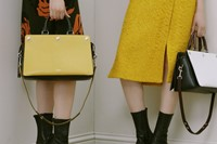 Behind the scenes on Mulberry's Winter campaign 2