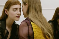 Behind the scenes on Mulberry's Winter campaign 0
