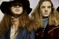 Beautiful People aw18 pfw fashion week backstage 3