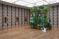 Rashid Johnson at Hauser & Wirth gallery 0