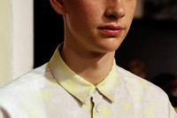 Wooyoungmi SS15 Mens collections, Dazed backstage 17