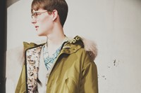 Topman SS15 Mens collections, Dazed backstage 3