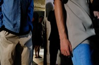 Wooyoungmi SS15 Mens collections, Dazed backstage 22
