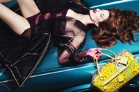 louis vuitton car richard prince campaign 4