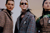 prada aw18 miuccia womenswear milan fashion week mfw 1