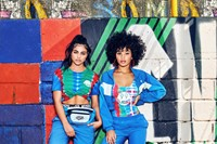 Guess x J Balvin Colores collection 0