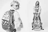 chanel campaign lagerfeld lilyrose depp cara delevingne aw17 3