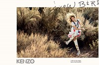 Kenzo SS16 Campaign 2