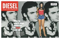 Finally It All Makes Sense: Diesel Adverts 1991-2001 0