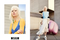 MSGM SS16 Campaign 0