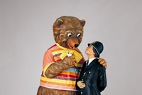 Koons_Bear and Policeman_from Koons Studio 15