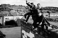 Gavin Watson, Boys Jumping, High Wycombe, 1980s. 3