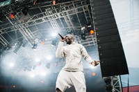 Vicky Grout, Stormzy at Wildlife Festival 2016 15