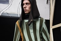JW Anderson AW19 Menswear Dazed Backstage