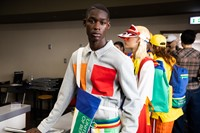 Backstage at Benetton SS20 17 16