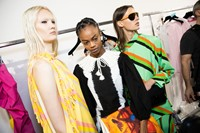 Backstage at MSGM SS20 6 4