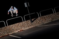 Ollie Smith - Frontside 180