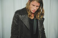 Philipp Plein AW15 Menswear Sportswear Leather Studs Spikes 16